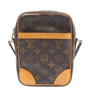 Louis Vuitton Danube Monogram Bag (143690)